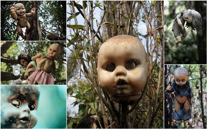 island of dead dolls