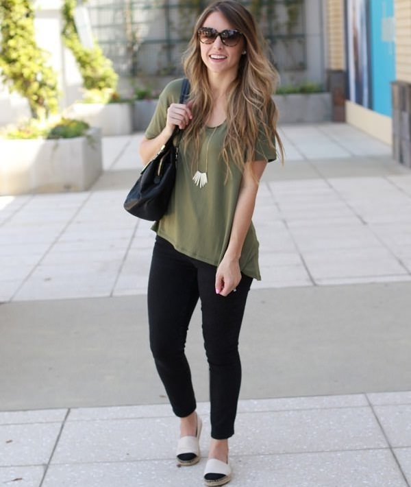 with leggings